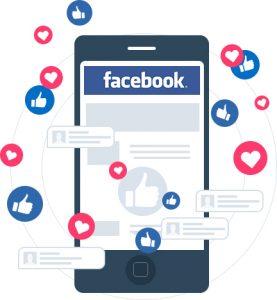 ფეისბუქ გვერდის ადმინისტრირება